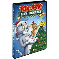 Tom a Jerry: Zimní pohádky - DVD - Film na DVD