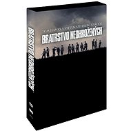Bratrstvo neohrožených / Band of Brothers (5DVD) - DVD - Film na DVD