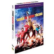 Teorie velkého třesku / The Big Bang Theory - Kompletní 5.série (3DVD) - DVD - Film na DVD