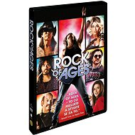 Rock of Ages - DVD - Film na DVD