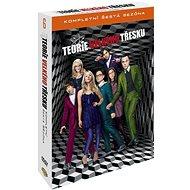 Teorie velkého třesku / The Big Bang Theory - Kompletní 6.série (3DVD) - DVD - Film na DVD