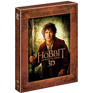 The Hobbit: An Unexpected Journey - Extended Version 3D + 2D (5 Discs) - Blu-ray - Blu-ray Movies
