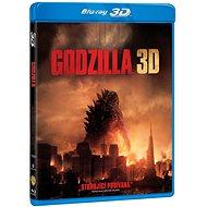 Godzilla 3D+2D (2 disky) - Blu-ray - Film na Blu-ray