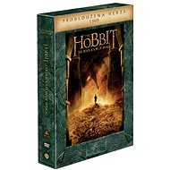 Film na DVD Hobit: Šmakova dračí poušť - prodloužená verze (5DVD) - DVD - Film na DVD