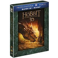 The Hobbit: The Desolation of Smaug - Extended Version 3D + 2D (5 Discs) - Blu-ray - Blu-ray Movies