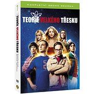 Teorie velkého třesku / The Big Bang Theory - Kompletní 7.série (3DVD) - DVD - Film na DVD
