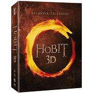 The Hobbit - Complete Collection 1. -3. 3D + 2D (12BD) - Blu-ray - Blu-ray Movies