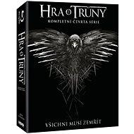 Game of Thrones - 4th Series (4BD VIVA Pack) - Blu-ray - Blu-ray Movies