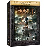 The Hobbit: The Battle of the Five Armies - Extended Version (5DVD) - DVD - DVD Movies