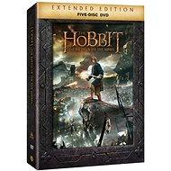 Film na DVD Hobit: Bitva pěti armád - prodloužená verze (5DVD) - DVD - Film na DVD