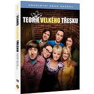 Teorie velkého třesku / The Big Bang Theory - Kompletní 8.série (3DVD) - DVD - Film na DVD
