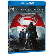 Batman vs. Superman: Úsvit spravedlnosti 3D+2D - prodloužená verze (3 disky) - Blu-ray - Film na Blu-ray