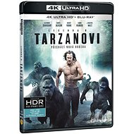 Legenda o Tarzanovi (2 disky) - Blu-ray + 4K Ultra HD - Film na Blu-ray