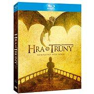 Game of Thrones - 5th Series (4BD VIVA Pack) - Blu-ray - Blu-ray Movies