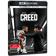 Creed (2 discs) - Blu-ray + 4K Ultra HD - Blu-ray Movies