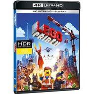 Lego příběh (2 disky) - Blu-ray + 4K Ultra HD