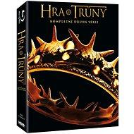 Game of Thrones / Hra o trůny - 2. série (5BD VIVA balení) - Blu-ray - Film na Blu-ray