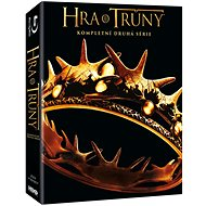 Game of Thrones - Series 2 (5BD VIVA pack) - Blu-ray - Blu-ray Movies