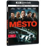 Město (2 disky) - Blu-ray + 4K Ultra HD - Film na Blu-ray