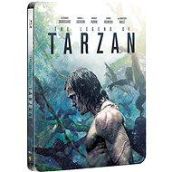 Legenda o Tarzanovi 3D+2D Steelbook (2 disky) - Blu-ray - Film na Blu-ray