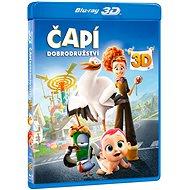 Čapí dobrodružství 3D+2D (2 disky) - Blu-ray - Film na Blu-ray