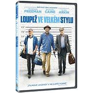 Loupež ve velkém stylu - DVD - Film na DVD