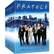 Friends - Set 1-10. Series (39-DVD - Viva Package) - DVD - DVD Movies
