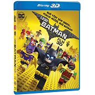 Lego Batman Film 3D+2D (2 disky) - Blu-ray
