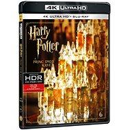 Harry Potter a Princ dvojí krve (2 disky) - Blu-ray + 4K Ultra HD - Film na Blu-ray