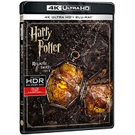 Harry Potter and the Deathly Hallows - Part 1. (2 discs) - Blu-ray + 4K Ultra HD - Blu-ray Movies