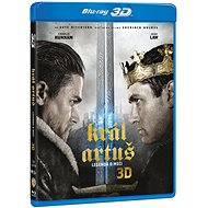 King Arthur: Excalibur Rising 3D + 2D (2 discs) - Blu-ray - Blu-ray Movies