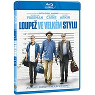 Going in Style - Blu-ray - Blu-ray Movies