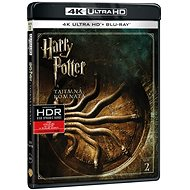 Harry Potter and the Chamber of Secrets (2 discs) - Blu-ray + 4K Ultra HD - Blu-ray Movies