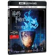 Harry Potter and the Goblet of Fire (2 discs) - Blu-ray + 4K Ultra HD - Blu-ray Movies