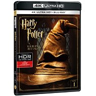 Harry Potter and the Philosopher's Stone (2 discs) - Blu-ray + 4K Ultra HD - Blu-ray Movies