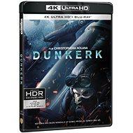 Dunkerk (3 disky: BD+UHD+bonusový) - Blu-ray + 4K Ultra HD - Film na Blu-ray