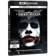 Temný rytíř (3 disky) - Blu-ray + 4K Ultra HD - Film na Blu-ray