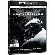 Temný rytíř povstal (3 disky) - Blu-ray + 4K Ultra HD - Film na Blu-ray