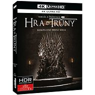 Game of Thrones - Game of Thrones - 1st series (4 Discs) - 4K Ultra HD - Blu-ray Movies