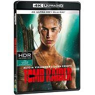 Tomb Raider (2 disky) - Blu-ray + 4K Ultra HD - Film na Blu-ray