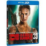 Tomb Raider 3D+2D (2 disky) - Blu-ray - Film na Blu-ray