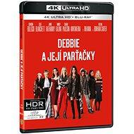 Debbie a její parťačky (2 disky) - Blu-ray + 4K Ultra HD - Film na Blu-ray