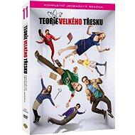 Teorie velkého třesku / The Big Bang Theory - Kompletní 11.série (2DVD) - DVD - Film na DVD
