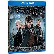 Fantastická zvířata: Grindelwaldovy zločiny 3D+2D (2 disky) - Blu-ray - Film na Blu-ray