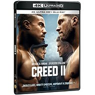 Creed II (2 disky) - Blu-ray + 4K Ultra HD - Film na Blu-ray