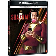 Shazam! (2 disky) - Blu-ray + 4K Ultra HD - Film na Blu-ray