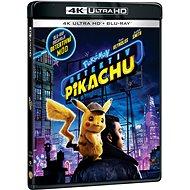 Pokémon: Detektiv Pikachu (2 disky) - Blu-ray + 4K Ultra HD - Film na Blu-ray