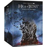 Game of Thrones / Hra o trůny - KOMPLET 1.-8. série (38DVD) - DVD - Film na DVD