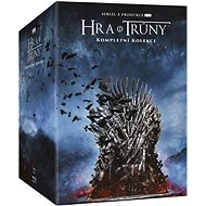 Game of Thrones / Hra o trůny - KOMPLET 1.-8. série (36BD) - Blu-ray - Film na Blu-ray