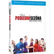 Teorie velkého třesku / The Big Bang Theory - Kompletní 12.série (3DVD) - DVD - Film na DVD